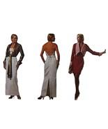 Misses Wrap Jacket Dress McCalls 5716 Sewing Pattern Vintage 1991 Size 8... - $11.99