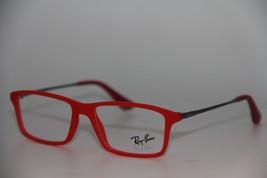 fb4c29647b NEW RAY-BAN JR RB 1541 3617 RED EYEGLASSES AUTHENTIC RX RB1541 47-14