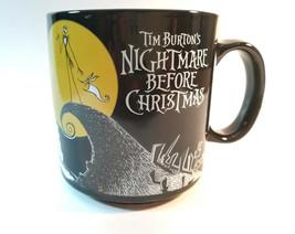 Tim Burton's Nightmare Before Christmas 1993 Applause Coffee Cup Mug NIB - $19.99