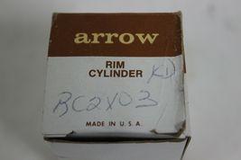 Arrow Lock RC2 Rim Cylinder New image 3