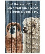 ItÍs Been A Good Day For Llama, Animal Poster, Funny Quote Poster For Decor - $25.59+