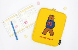 Romane DONATDONAT Bear iPad Case Pouch Bag Protector Cover 11-inch image 2