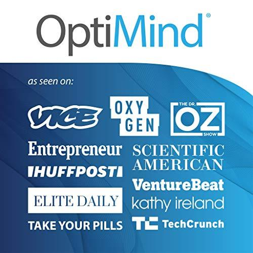 OptiMind Alternascript, Nootropic Brain Booster Supplement, Enhance Focus and En