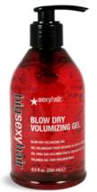 Sexy Hair Big Sexy Hair Blow Dry Volumizing Gel 8.5oz - $13.45