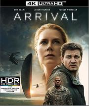 Arrival  (4K Ultra HD + Blu-ray)