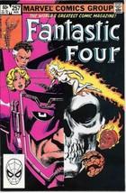 Fantastic Four Comic Book #257 Marvel Comics 1983 FINE+ NEW UNREAD - $3.99