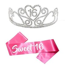 16th Birthday Party Decoration Kit, Birthday Gift - $23.79