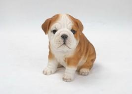 Pet Pals-Bulldog Puppy-Garden Statue,  Home Decor, Animal Sculpture - $72.00
