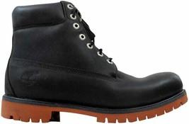 Timberland 6 Inch Premium Waterproof Dark Navy  Men's 44517 Size 12 Medium - $62.67