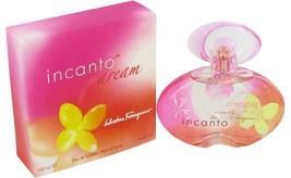 Incanto Dream by Ferragamo Eau de Toilette for Women 3.4oz New - $21.77