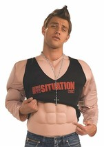 Rubie's Mens Mike The Situation Jersey Shore Halloween Costume, Large - $24.69