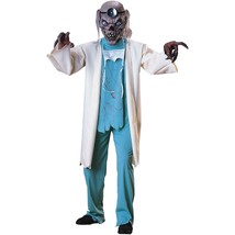 Crypt Keeper Costume Adult Scary Doctor Halloween Cosplay - £35.39 GBP
