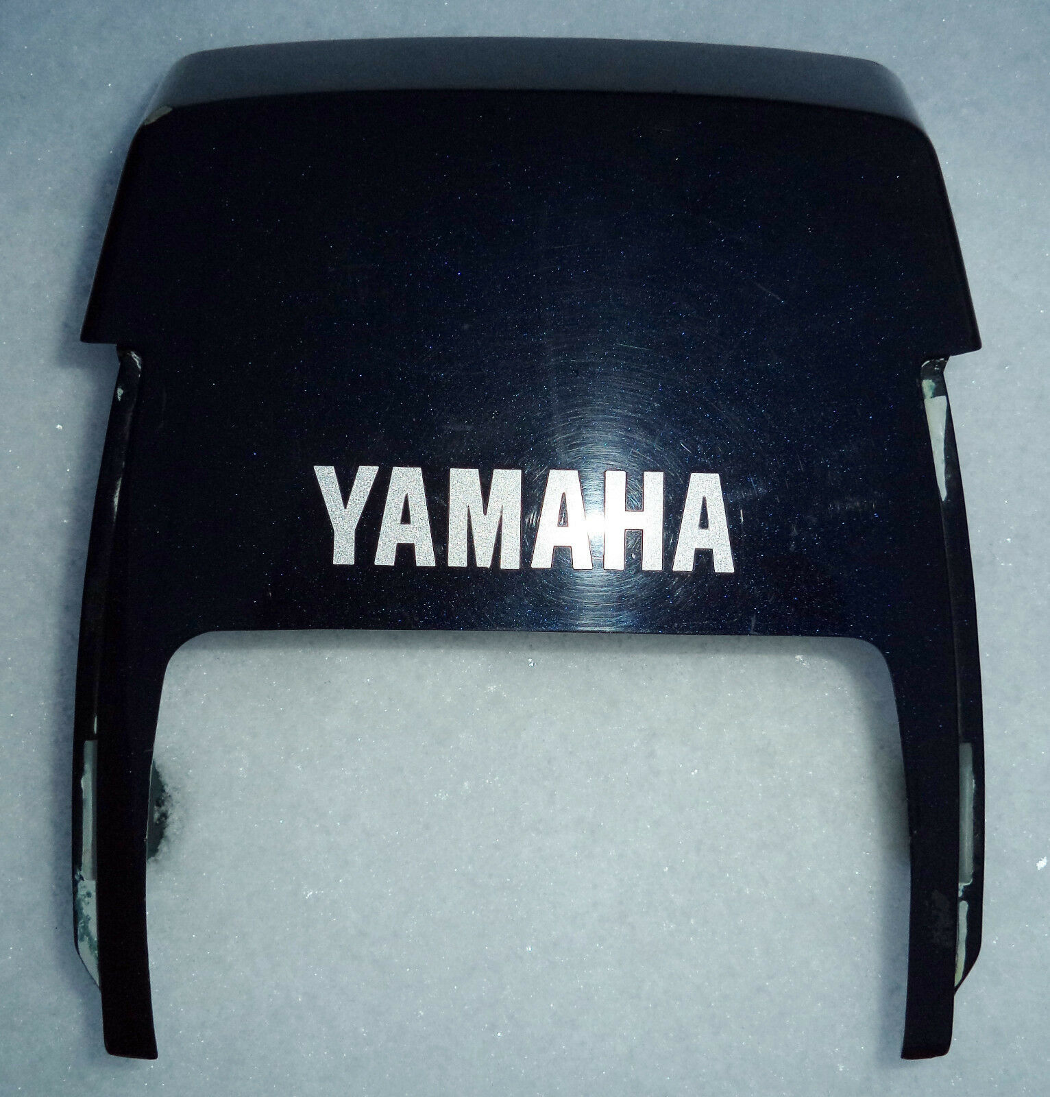 Primary image for '94 '93 FZR600 FZR 600 REAR CENTER TAIL FAIRING PANEL PLASTIC COVER COWL YAMAHA