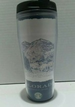 Starbucks Colorado Global Icon Series Travel Tumbler Coffee Mug 2006 uhh uu - $19.05