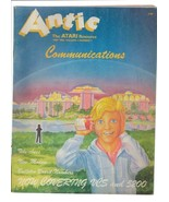 ORIGINAL Vintage Antic Atari Magazine May 1983 Vol 2 #2 Atari 5200 - $18.49
