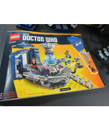 Complete Lego Ideas Doctor Who (21304) missing minifigures - $79.19