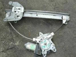 Driver Left Power Window Motor Rear Fits 00-03 MAXIMA 473671 - $87.12