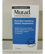 Murad Pure Skin Clarifying Dietary Supplement,Internal Skincare120 tab E... - $33.65