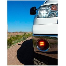 Rigid Industries 2010 - 2013 Toyota Tundra Fog Light Kit - Dually Amber ... - $245.74