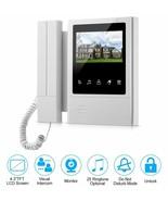 Color Screen Video Door Phone Intercom System Bell Doorphone Monitor For... - $87.95+