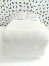 KING Size Tencel Jersey Blend Pillowcase Set Beige Project 62+ Nate Berkus NEW image 5