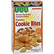Kays Naturals Cookie Bites - Honey Almond - Case of 6 - 5 oz
