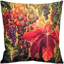 Pillow Decor - Summer Vine 20x20 Throw Pillow (SH1-0015-01-20) - $79.95