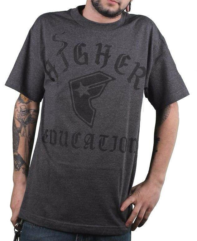 Noto Stars E Cinghie Uomo Carbone Erica Superiore Ed Educazione T-Shirt Nwt