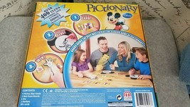 Disney Pictionary Game Family Board Games Mattel COMPLETE - $9.79