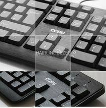 Cosy KB1388 Wired Korean English Keyboard USB Connection for PC image 6