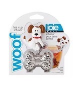 MSC Joie Woof Dog Tea Cup Infuser Stainless Ste... - £14.62 GBP