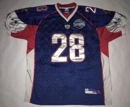 Adrian Peterson Vikings #28 Sewn Reebok 2008 Pro Bowl Football Jersey Me... - €40,91 EUR