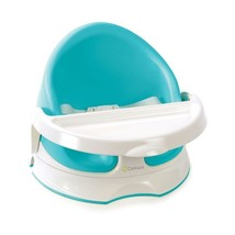 Baby Booster Seat Chair Infant Toddler Blue Portable Feeding Tray Travel... - $58.65