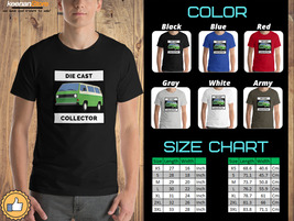 Retro Diecast Collector - High Quality Clothing T-Shirts - $21.50+