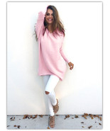 2016 Autumn Winter Sweater Women Pullovers Knitted Casual Cashmere Sweat... - $21.25