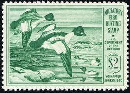 RW16, Mint Superb NH $2.00 Federal Duck Stamp -- Stuart Katz - $60.00