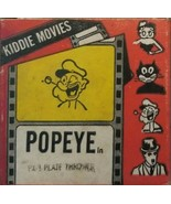 4  8mm Kiddie Movies & Castle Films Popeye Woody Woodpecker Abbott & Cos... - £17.99 GBP