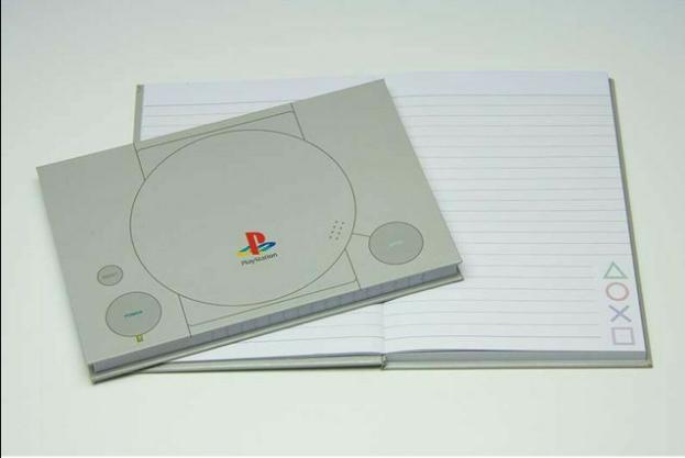 Playstation notebook