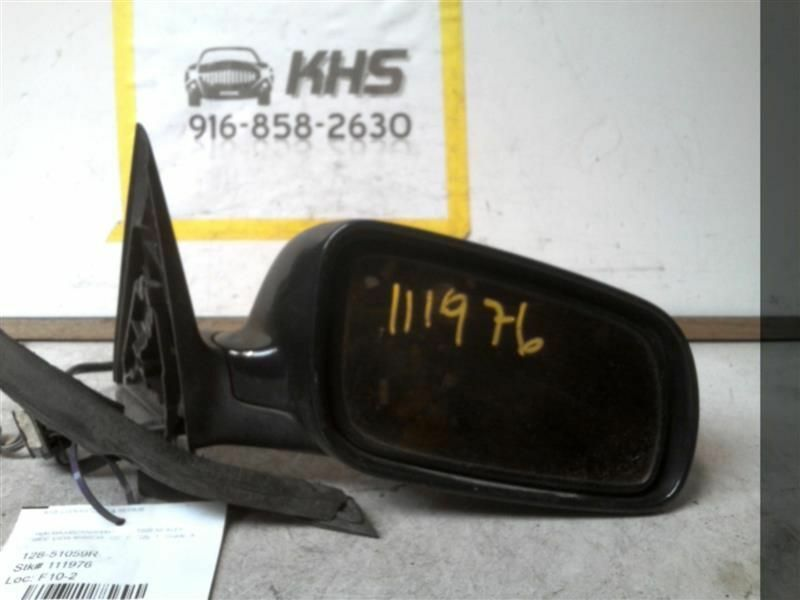 Primary image for Passenger Side View Mirror Power 125x100mm Fits 98-99 AUDI A6 291047