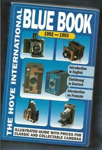 Hove International Blue Book Prices-Cameras 1992-1993-480 pages - $16.50