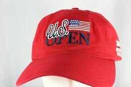 2003 US Open  Olympia Field Red Golf Baseball Cap Adjustable - $17.59
