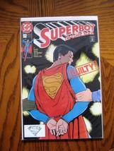 Superboy #7 (Aug 1990, DC) - $6.99