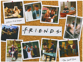 Friends TV Show Seasons Jigsaw Puzzle For Fans Unisex 1000 Pieces 30in x... - $27.62