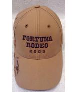 Fortuna Rodeo 2009 Bronco Western Horse WildLife Duck Baseall Cap Trucke... - $24.98