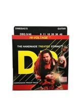 DR Guitar Strings Electric Dimebags Hi-Voltage 09-46 - $11.84