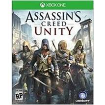 Ubisoft 887256301279 UBP50400977 Assassins Creed: Unity - Xbox One - $36.99
