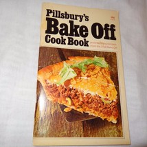Vintage Pillsburys Bake Off Cook Book 21st Prize Winning Recipes 1970 Pa... - $9.99