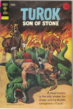 Turok Son Of Stone Comic Book #90, Gold Key 1974 FINE+ - $15.44