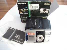 VINTAGE CAMERA - FUJI FILM-  NEXIA 220IXZ 24MM - 22.5-45mm ZOOM- BOXED- G3 - $29.35