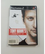 Tony Hawks Project 8 PS2 Game 2006 Activision - $10.39